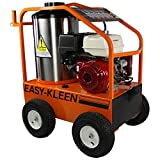 Easy-Kleen Professional 4000 PSI (Gas - Hot Water) Pressure Washer w/ Honda Engine & Electric Start (12V Burner)