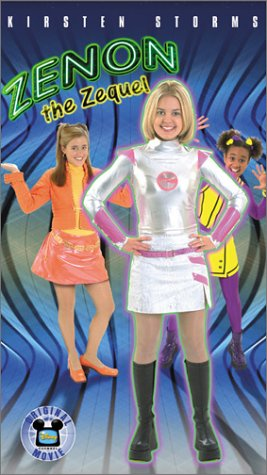 Zenon - The Zequel - Disney Channel Original Movie [VHS] by Walt Disney Video