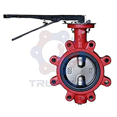 Butterfly Valve | Wafer | Buna Seat | Size 10"