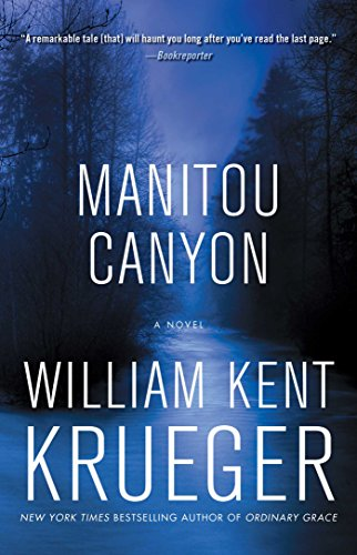 Manitou Canyon: A Novel (Cork O'Connor Mystery Series Book 15)