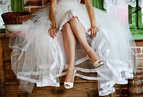 Wedding Day Survival Kit for Bridal Shoes - Perfect Gifts for the Bride, Maid of Honor, and Bridesmaids by Zoomie's (Image #2)