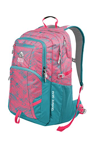 Price comparison product image Granite Gear Sawtooth Backpack,  Linear Chaos / Stratos / Chromium