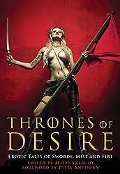 Thrones of Desire: Erotic Tales of Swords, Mist and Fire