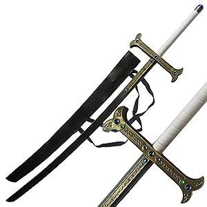 Yuro Black Sword Manga Anime Series Sword by Armory Replicas