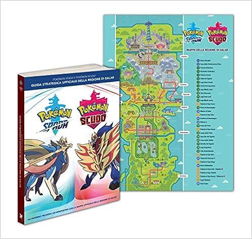Guida ufficiale Pokémon Spada e Scudo