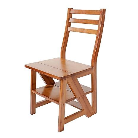 Amazon.com: American silla multifuncional escalera silla ...