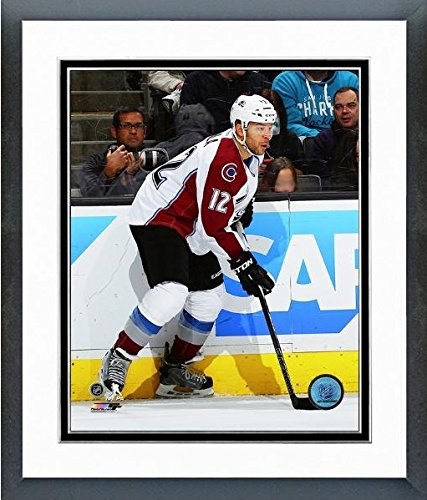 - Jarome Iginla Colorado Avalanche NHL Action Photo (Size: 12.5