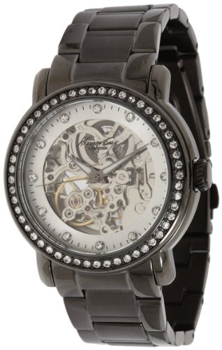 Kenneth Cole New York Automatics Skeleton Dial Women's Watch (Automatic Skeleton Dial)