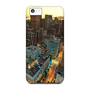 Henrydwd Case Cover For Iphone 5c Ultra Slim GxgvFvv7777clSHC Case Cover