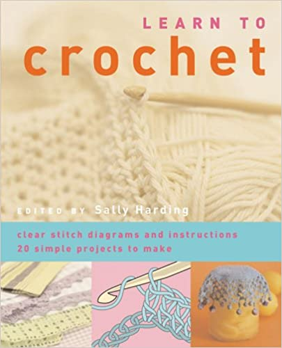 Book Learn to Crochet
