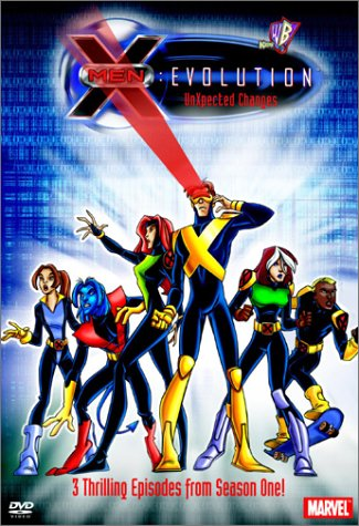 X-Men: Evolution - UnXpected Changes
