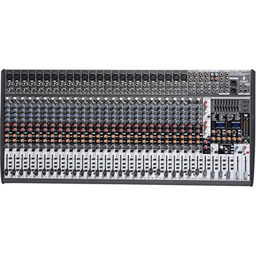 Behringer Eurodesk SX3242FX Ultra-Low Noise Design 32-Input 4-Bus Studio/Live ()