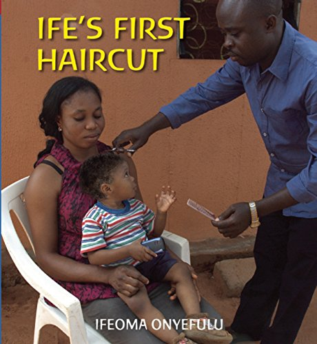 Books : Ife's First Haircut (First Experiences)