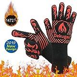 SARCCH Dekugaa BBQ Gloves-Protective Grill Mitts,1472℉ Heat...