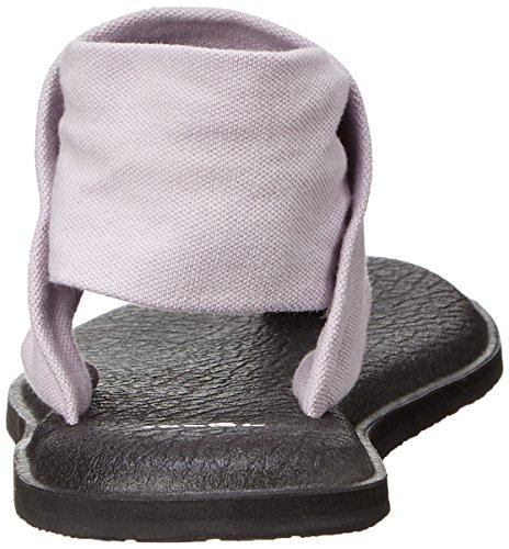Sanuk Women's Yoga Sling 2 Flip Flop Lavender SeGIpl