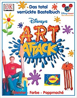Art Attack Das Total Verrückte Bastelbuch 9783831002986