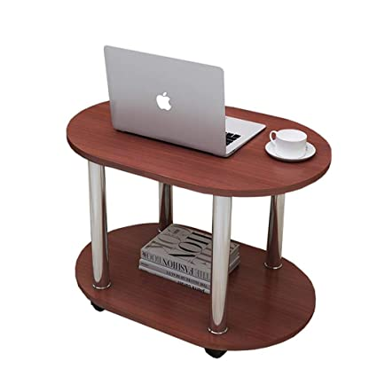Amazon.com: Mesa de café simple sala de estar mini sofá ...