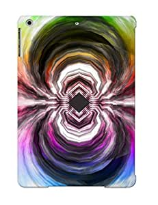 Abstract Artistic Case Compatible With Ipad Air/ Hot Protection Case(best Gift Choice For Lovers)