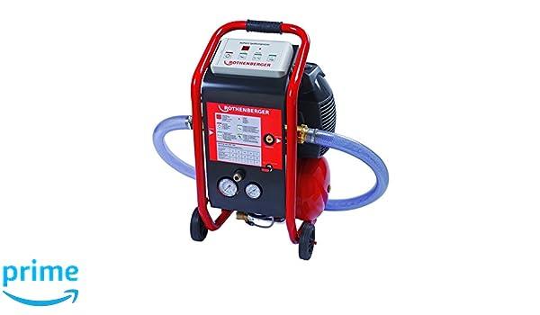 Rothenberger 1000000145 - Compresor limpieza para barrido ropul: Amazon.es: Bricolaje y herramientas