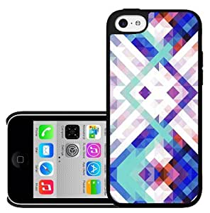meilz aiaiAbstract Colorful Pattern Hard Snap on Phone Case (iPhone 5c)meilz aiai