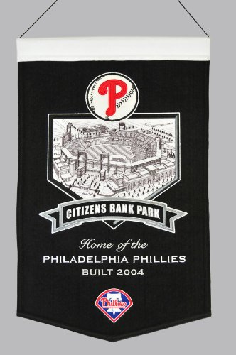 MLB Philadelphia Phillies Citizens Bank Park Stadium Banner