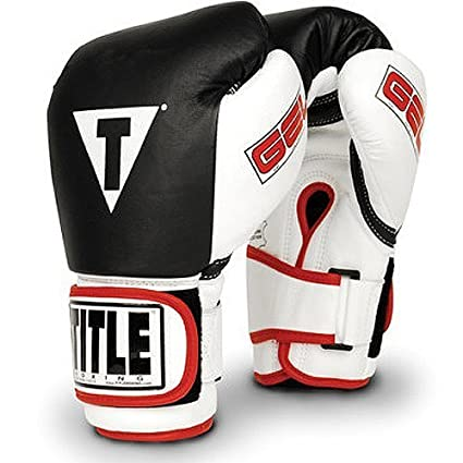 e59f01310a1a1 Amazon.com : TITLE Gel World Bag Gloves : Training Boxing Gloves ...