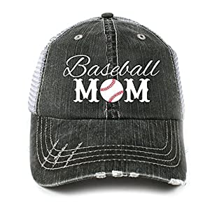 Katydid Baseball Mom Women's Trucker Hat
