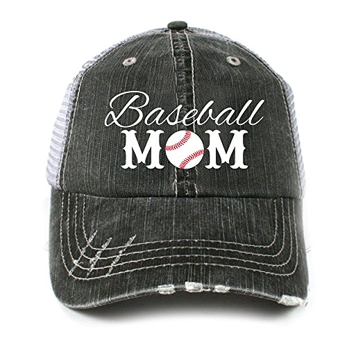 Baseball Mom Women's Katydid Trucker Hat