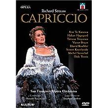 Richard Strauss - Capriccio / Runnicles, Te Kanawa, Hagegard, Troyanos, San Francisco Opera (1993)