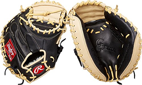 Rawlings 32.5'' GG Elite Series Catcher's Mitt 2018 (ThrowingHand:RightHandThrow) ()