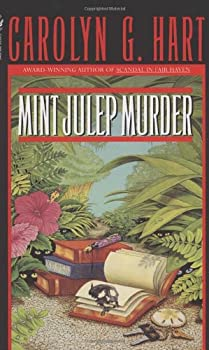 Mint Julep Murder (Death on Demand Mystery, Book 9) 0553572024 Book Cover