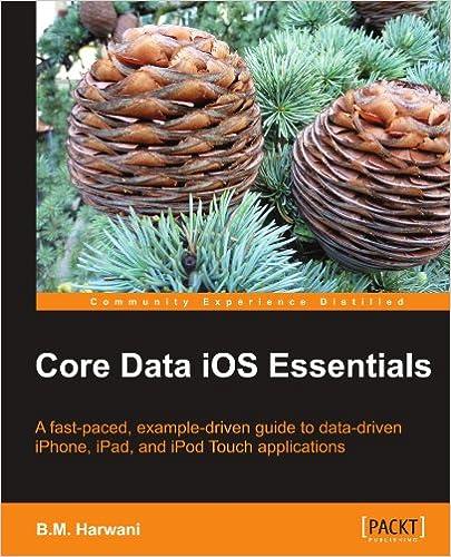 Kostenlose Downloads von Büchern im PDF-Format Core Data iOS Essentials by B.M.Harwani PDF MOBI