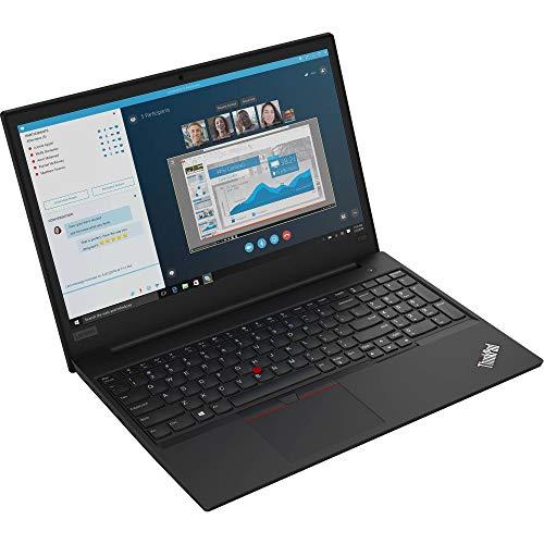 "Lenovo ThinkPad E595 Black Laptop (AMD Ryzen 5 3500U 4-Core, 32GB RAM, 512GB PCIe SSD, AMD Vega 8, 15.6"" Full HD (1920x1080), WiFi, Bluetooth, Webcam, 2xUSB 3.1, Win 10 Pro) with USB Hub"