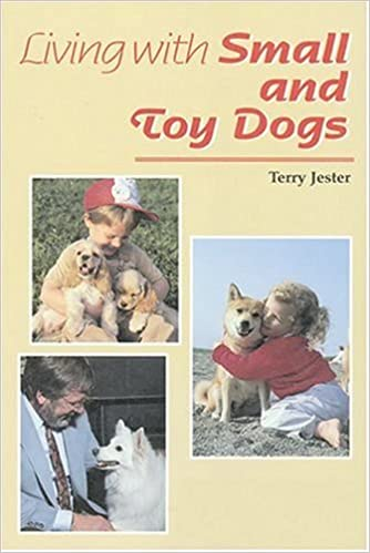 Living With Small And Toy Dogs Amazoncouk Terry Jester