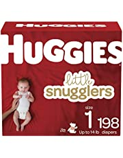 Baby Diapers Size Newborn, Huggies Little Snugglers