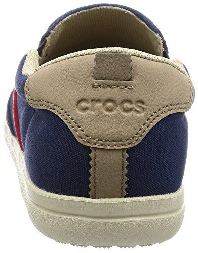 Crocs Homme Turin Slip-on M Nvy / Stu Sneaker Marine / Stuc