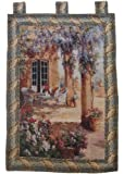 Cheap DaDa Bedding WH-11997 Quiet Evening Woven Tapestry Wall Hanging, 36 by 49-Inch