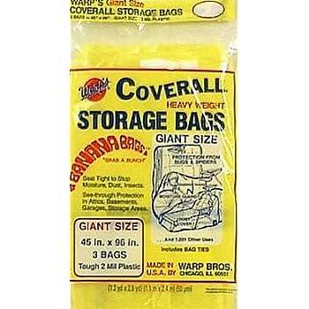 Amazon Com Warp Brothers Cb 40 Banana Bags Storage Bags