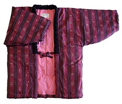 WATANOSATO Small Size Hanten (Cotton Jacket Made in Japan Kimono-style) Womens