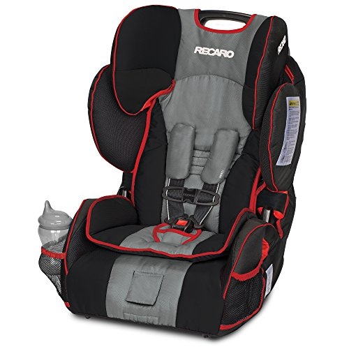 RECARO Performance SPORT Combination Harness to Booster, Vibe