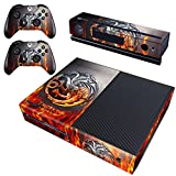 Vanknight Vinyl Decal Skin Stickers Cover for Xbox One Console Kinect 2 Controllers For Sale