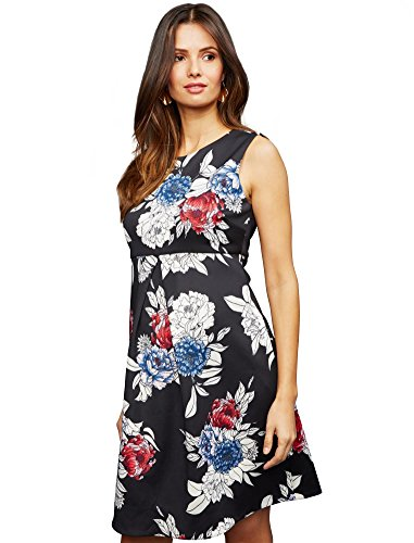 A Pea in the Pod Taylor Fit and Flare Maternity Dress by A Pea in the Pod