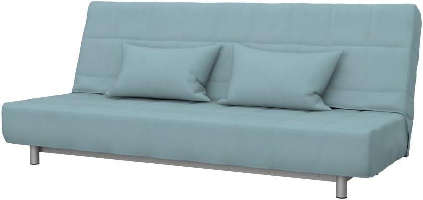 3 Posti Divano Letto Ikea Beddinge.Soferia Fodera Extra Ikea Beddinge Divano Letto A 3 Posti Tessuto Eco Leather Mint Amazon It Casa E Cucina