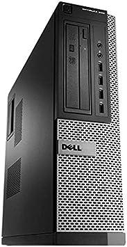 Dell Optiplex 990 DT Quad Core I5-2400 4 GB 250 GB Dvdrw Windows 10 Professional De 64 bits Pc De Escritorio del Ordenador (Actualizado)