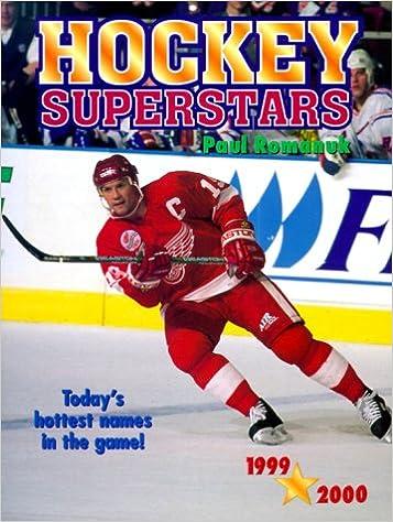 Hockey Superstars 1999-2000: Sixteen Super Mini-Posters of