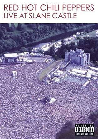 DVD Red Hot Chili Peppers – Live at Slane Castle