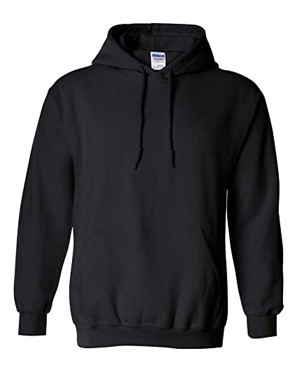 28c49042e43 Amazon.com  Gildan Men s Heavy Blend Fleece Hooded Sweatshirt ...