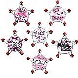 Amscan Bachelorette Party Posse Badges Party Accessory, Health Care Stuffs
