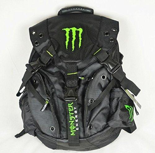 Monster Energy モンスターエナジー リュック リュックサック ショルダーバッグ バックパック 旅行バッグ ボディバッグ ウエストポーチ アウトドア ハイキング バイク 用品 機能性 B00YXEFVOE