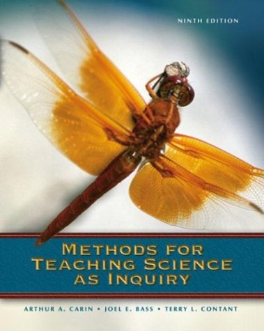 Methods for Teaching Science as Inquiry (9th Edition)